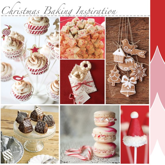 Christmas baking inspiration