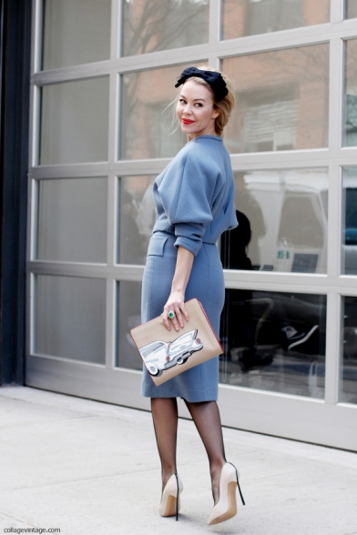 New_York_Fashion_Week_2013-Street_Style-Collage_Vintage-Looks-Ulyana_Sergeenko-